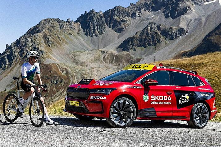 ŠKODA-s programok várnak a Tour de Hongrie idei befutóján