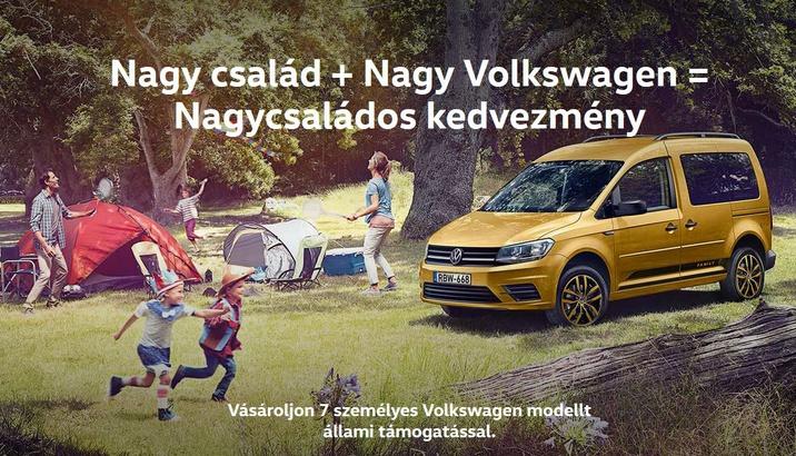 Volkswagen nagycsalád